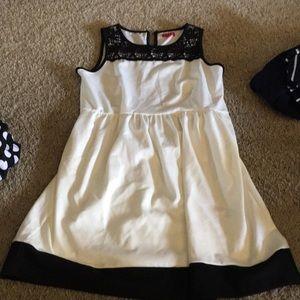 Elle White Lace Dress